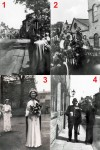 Quorn Mayday 1950s � photographs taken on Leicester Road