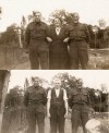 Two photographs from Quorn in WW2