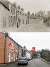 Meeting Street, Quorn – Then and now
